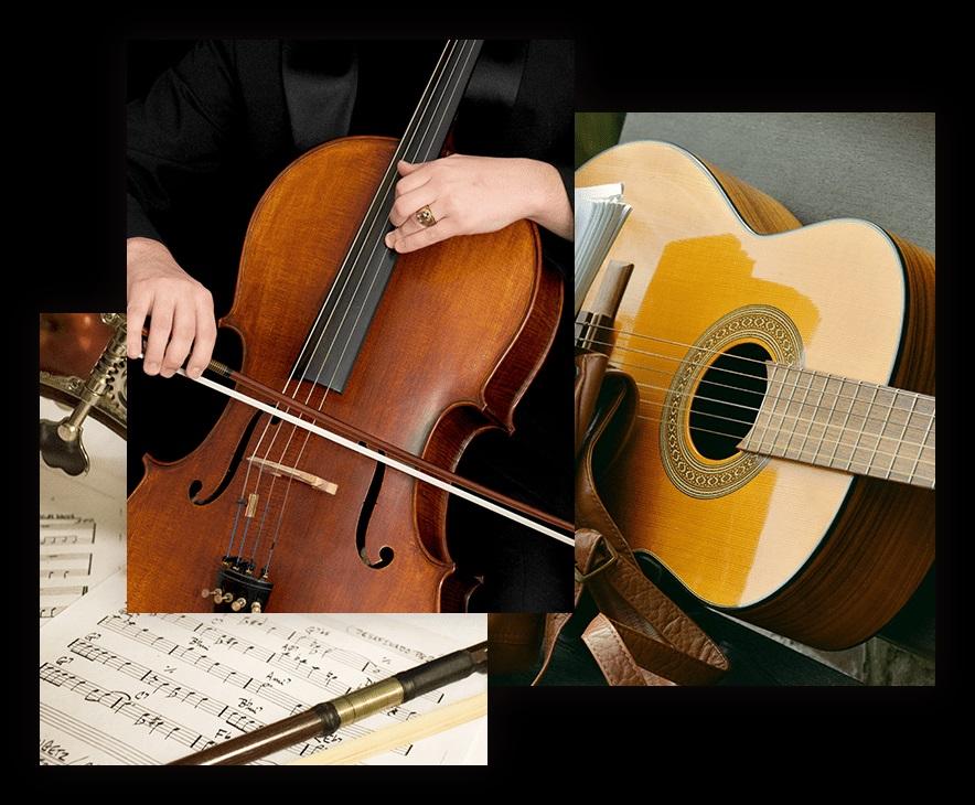 çello gitar