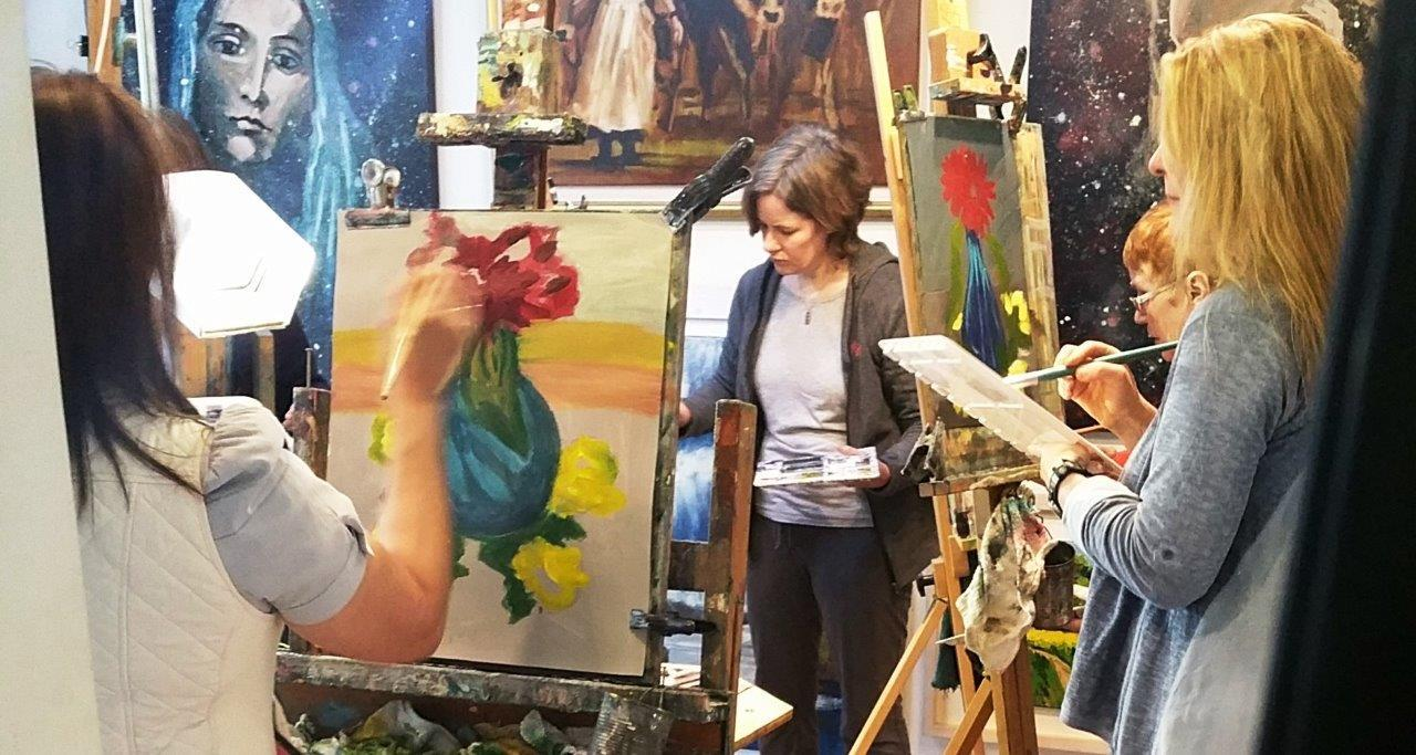 Hobi Resim Stüdyosu