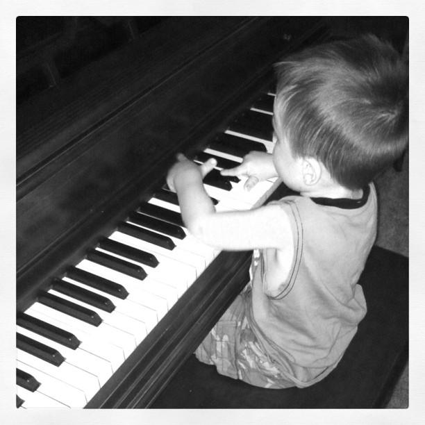 erken yaş piyano kursu